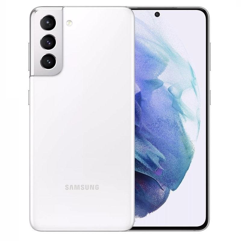 SAMSUNG GALAXY S21 DUAL 5G 8GB/128GB, PHANTOM WHITE